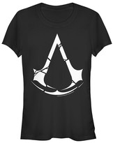 Fifth Sun Women's Tee Shirts BLACK - Assassin's Creed Black The Betrayed Crewneck Tee - Women & Juniors