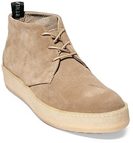 AllSaints Men's Kit Lace Up Chukka Boots