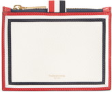 Thom Browne Small Leather Coin Purse