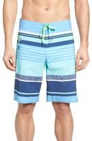 Vineyard Vines Men's Tidal Stripe Board Shorts