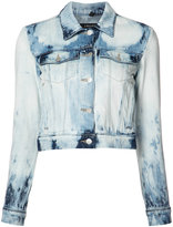 J Brand classic denim jacket - women - Cotton - XS