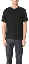 Calvin Klein Collection Nikola Abstract Textured Tee