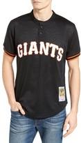 Mitchell & Ness Men's Matt Williams San Francisco Giants Authentic Mesh Jersey