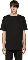 Helmut Lang Black Jersey T-Shirt