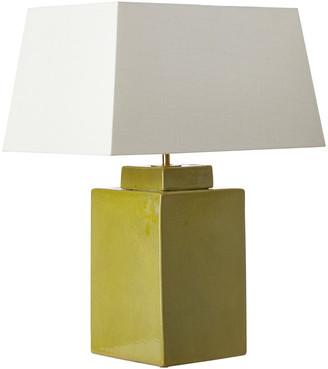OKA Naoshima Table Lamp - Lime