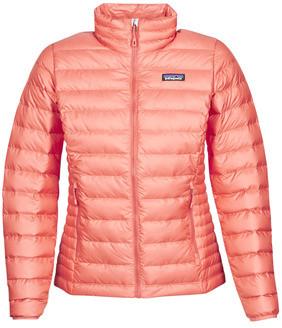 Patagonia W's Down Sweater women's Jacket in Orange