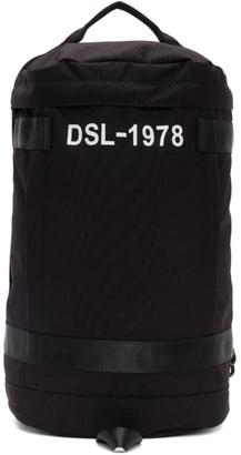 Diesel Black Urbhanity Pieve Backpack