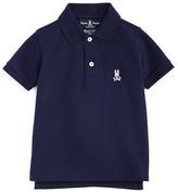 Psycho Bunny Boys' Classic Bunny Polo Shirt - Sizes XXS-L
