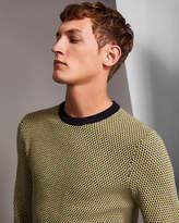 Ted Baker Crew neck knitted jumper