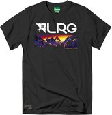 Lrg Men's Big and Tall Motherland Nightscape T-Shirt