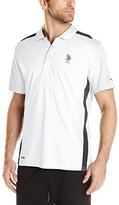 U.S. Polo Assn. Men's Short Sleeve Crew Neck Performance T-Shirt