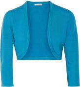 Oscar de la Renta Wool and silk-blend jacket