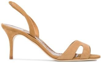 Manolo Blahnik Maldura slingback sandals