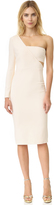 Cushnie et Ochs One Sleeve Dress
