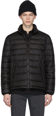 The Very Warm Black Liteloft Puffer Jacket
