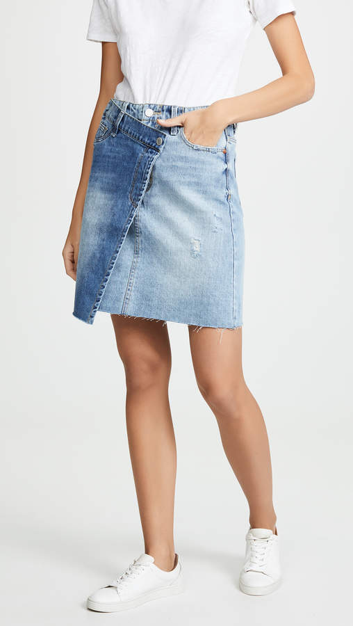 Habitual Reza Asymmetrical Skirt