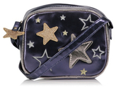 George Embroidered Star Cross Body Bag
