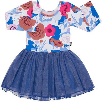 Bonds Girls Dance Long Sleeve Tutu Dress