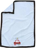 Big Rigs Boa Blanket