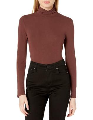 BCBGMAXAZRIA Women's Knit Turtleneck