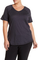 Zella Z By Kinetic Tee (Plus Size)