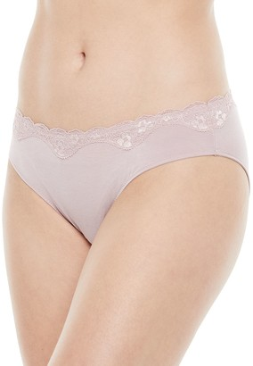 Triumph Women's Touch of Modal Bikini Panties
