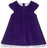 Jo-Jo JoJo Maman Bebe Pretty Cord Dress (Toddler/Kid) - Mulberry-3-4 Years