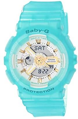 G-Shock BA110SC-2A (Green) Watches