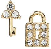 Banana Republic Lock and Key Stud