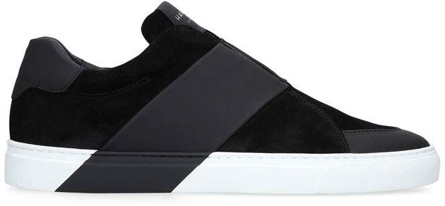 Harry's of London Suede Bolt Sneakers