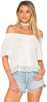 Lovers + Friends Seamist Top