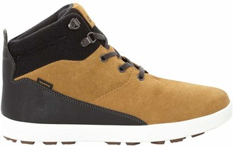 Jack Wolfskin Auckland WT Texapore MID Men's Waterproof Fleece Lined Winter Sneaker Chukka Boot