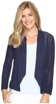 Nic+Zoe Luxe Stitch Cardy Women's Sweater