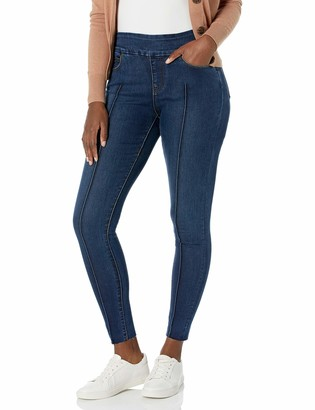 Lola Jeans Women's High-Rise Pull-On