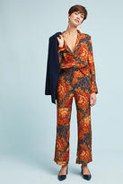 Antik Batik Floral Wide-Legs