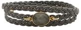 Alexandra Beth Designs Labradorite Wrap Bracelet