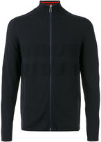 Paul Smith zipped cardigan - men - Cotton - XS