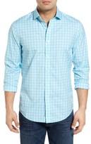 Vineyard Vines Men's Lambert Bay Cooper Classic Fit Sport Shirt