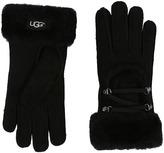 UGG Lace Up Gloves