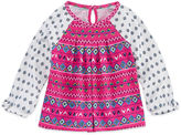 Arizona Long-Sleeve Top - Baby Girls 3m-24m