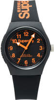 Superdry 3 Hands;Matte Black Dial