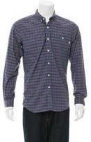 Patrik Ervell Plaid Button-Up Shirt