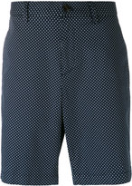 Michael Kors dot print chino shorts - men - Cotton/Spandex/Elastane - 31