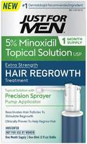 Just For Men Hair Regrowth Treatment - 2 fl oz