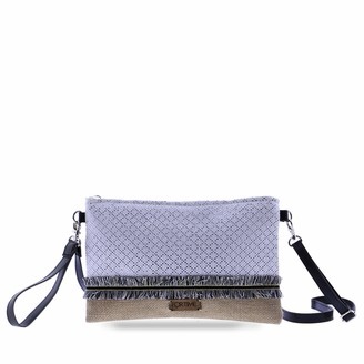 For Time Women's Copacabana Shoulder Bag White Size: Unico