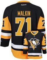 Reebok Boys 8-20 Pittsburgh Penguins Evgeni Malkin NHL Replica Jersey