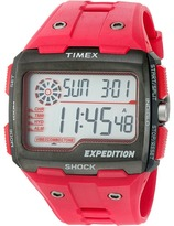 Timex Expedition Grid Shock Resin Strap