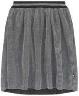 Molo Crepe pleated skirt - Birdie
