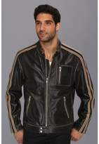 Scully Sanded Calf Racing Jacket Men's Jacket