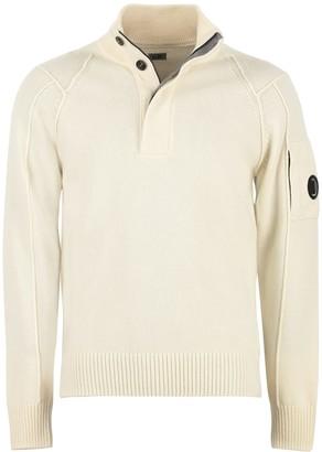C.P. Company Long-sleeve Wool Turtleneck
